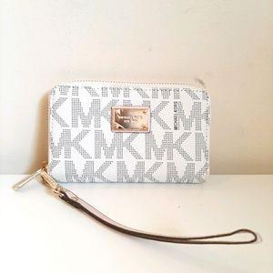 Michael Kors Zip around  Small Wallet